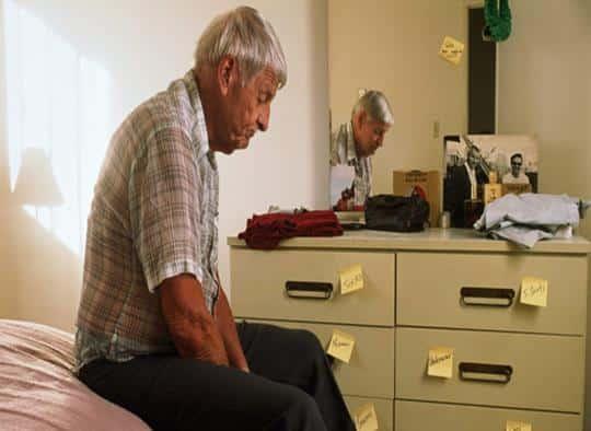Ранняя деменция заболевания Альцгеймером
