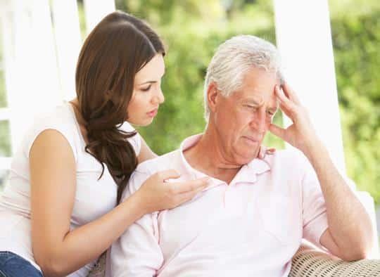 Диагностирование болезни Альцгеймера