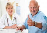 С болезнью Паркинсона нужно бороться