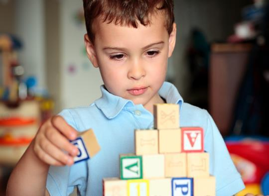 Симптомы аутизма у детей