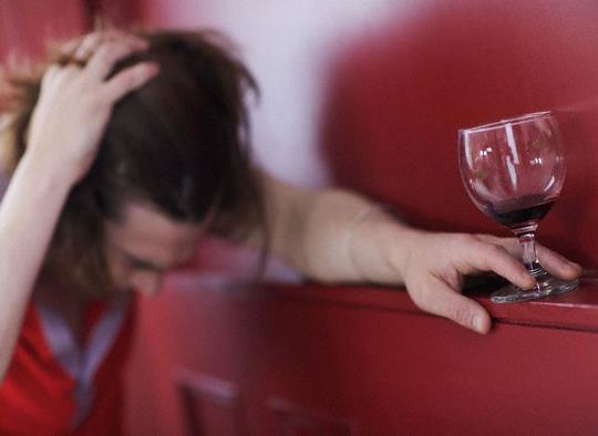 Алкогольный галюциноз