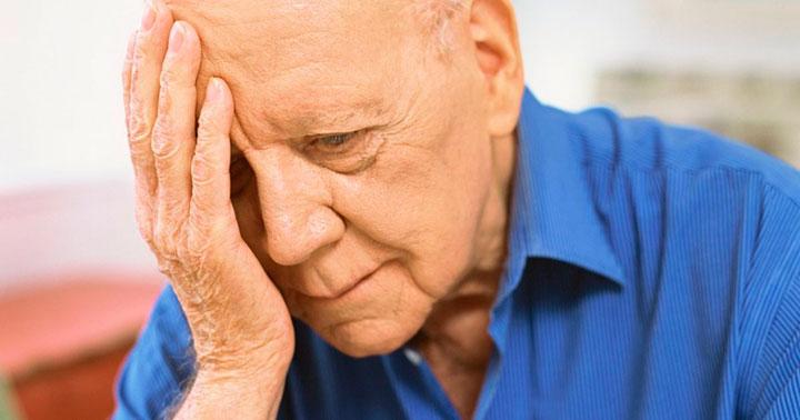 Параноидальный психоз у пожилых людей